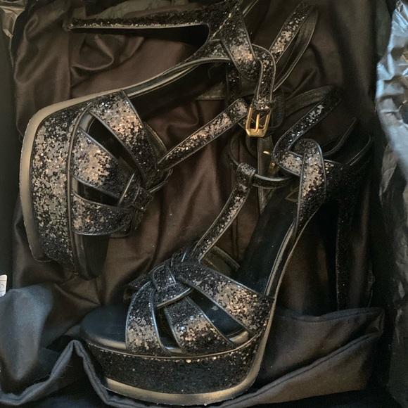Saint Laurent Shoes - SAINT LAURENT heels